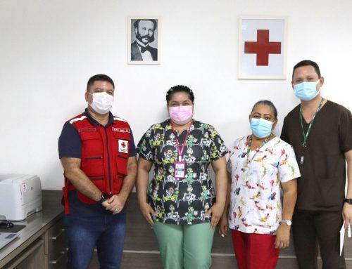 UBS Áugias Gadelha para fortalecer ações de combate à Covid-19 em Manaus